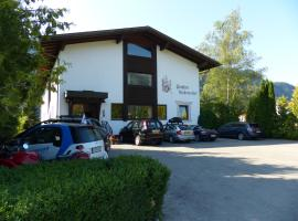 Pension Hohenrainer, Reutte
