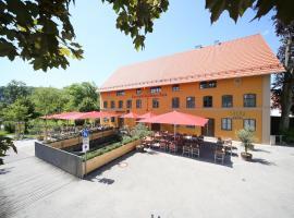 Hotel Kunstmühle, Mindelheim