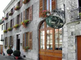 Hotel Le Vieux Logis, Rochefort