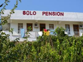 Sulo Pension, Patara