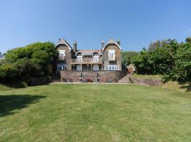 Vicarage House, Salcombe
