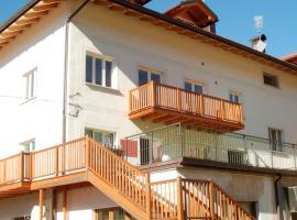 Casa Knapp, Lavarone