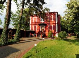 Willa Impresja Hotel i Restauracja, Пабьянице