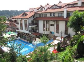 Aquilon Residence & Spa, Banya