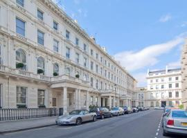 Lancaster Gate Hyde Park Apartments, Лондон