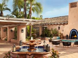 Rancho Valencia Resort and Spa, Rancho Santa Fe