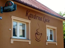 Kavárna Lucie s ubytováním, Horní Těrlicko