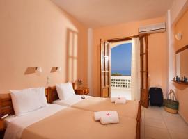 Babis Hotel, Skaleta
