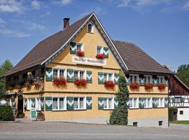 B&B Gmündmühle, Hohenweiler