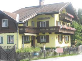 Haus zur Linde, Wagrain