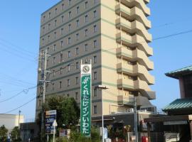 Kuretake-Inn Iwata, Iwata