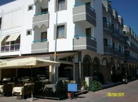 Samyeli Hotel, Çandarlı