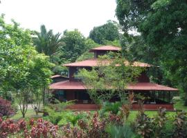 Hotel Veragua River House, Sierpe
