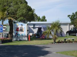 Affordable Westshore Holiday Park Napier, Napier