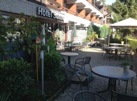Hotel-Restaurant Sonne, Talheim