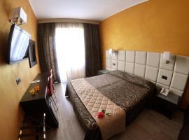 Hotel Cristallo, 바라체