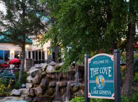 日內瓦湖灣酒店, 日內瓦湖