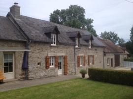 La Grange Ô Belles, Champfrémont
