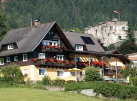 Familienappartements Sommereck, Seeboden