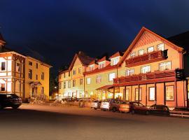 Waldhotel Friedrichroda, Friedrichroda