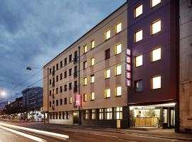 Hotel du Commerce, Basel