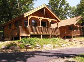 Mill Creek Resort on Table Rock Lake, Lampe