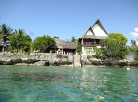 Asian Belgian Dive Resort, Moalboal