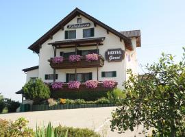 Hotel Reischenau Garni, Ustersbach