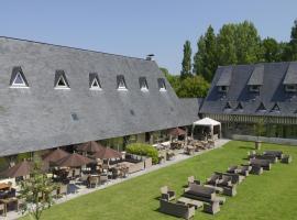 Les Manoirs de Tourgéville, Deauville