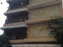Hotel Restaurante Maria Montez, Santa Cruz de Barahona