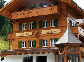 Griesalp Hotels, Kiental