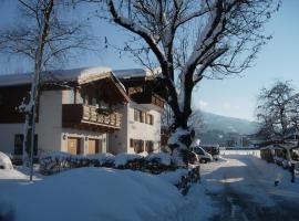 Pension Foidl, Oberndorf in Tirol