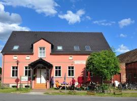 Flämingrose Café Pension Restaurant, Bad Belzig