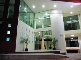 Hotel Kristal, Asunción Nochixtlán