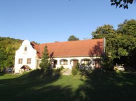 Schotti Vendégház, Zebegény
