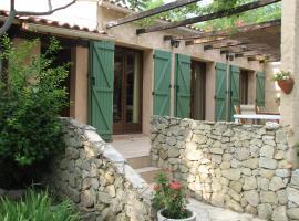 L'Hacienda de Claire, Lançon-Provence