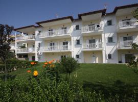 Pavloudis Apartments, Psakoudia