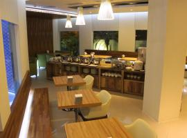 All-Ur Boutique Motel-Yi-Lan Branch, Yilan City