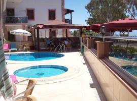 Aybey Apart Hotel, Turgutreis