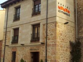 Hostal Restaurante La Muralla, Oña