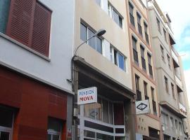 Pensión Mova, Santa Cruz de Tenerife