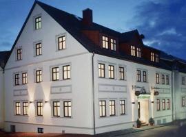 Hotel Stadt Waren, Waren
