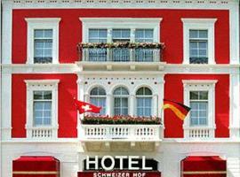 Hotel Schweizer Hof - Superior, Baden-Baden