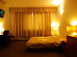 Hotelik Gold, Rašina