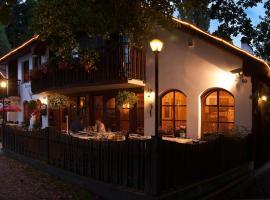 Lovecký hotel Jívák, Loučeň