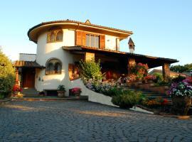 Villa La Castagnola, Rocca di Papa