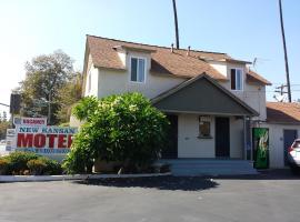 New Kansan Motel, Rancho Cucamonga