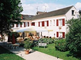 Hôtel Les Fleurs, Pontaubert