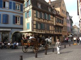 Les appartements du Koifhus, Colmar