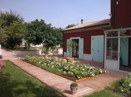 Borgo Rosso Country House B&B, Sirolo